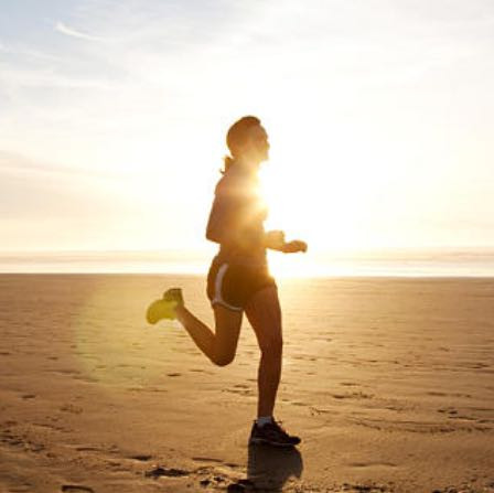 (Beispiel) - (Gesundheit, Sport, abnehmen)