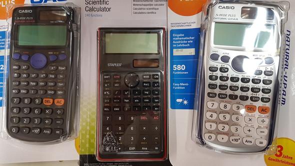 Taschenrechner  - (sparen, Taschenrechner)