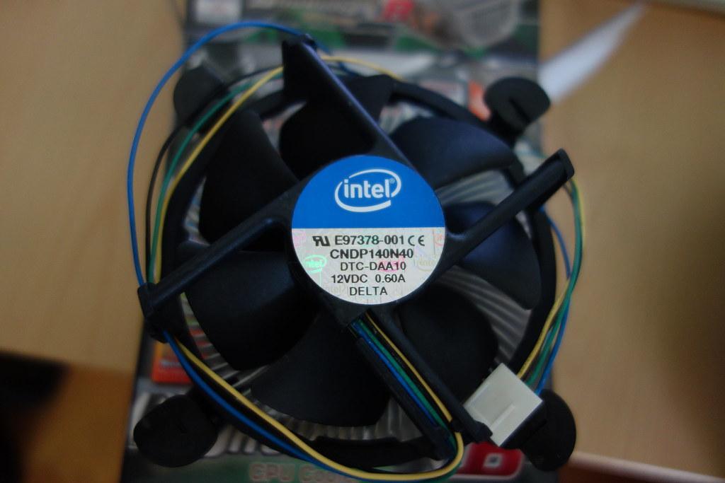 Reicht ein Intel DTC DAA10 um einen I7 2600 zu kühlen ...