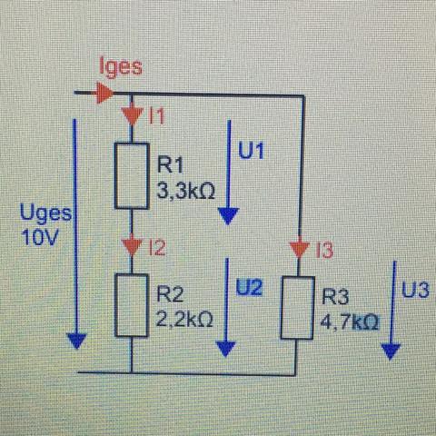 Reihen oder Parallel Schaltung  - (Physik, rechnen, elektro)