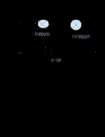 Reihenschaltung:Welche Lampe leuchtet überhaupt? (Schule, Physik ...