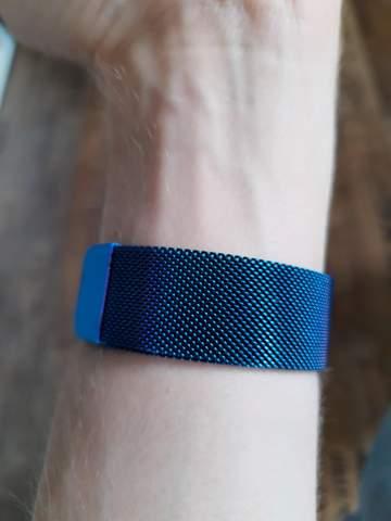 Reinigung Milanaise Armband?