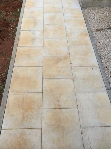 Reinigungsmittel Für Betonplattenterrassenplatten Haus Garten