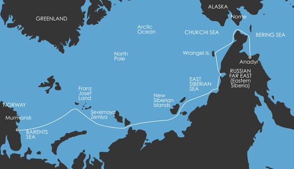 Schiffsroute - (Recht, Reisen und Urlaub, Reisekrankenversicherung)