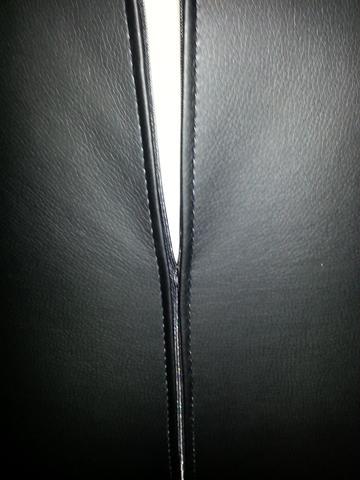 Reißverschluss am Stuhl ohne Zipper reparieren (Möbel, Reißverschluß)