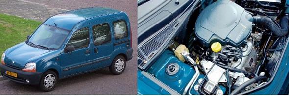 Renault kangoo 2003 der motor bewegt sich was könnte kaputt sein hilfe bitte?