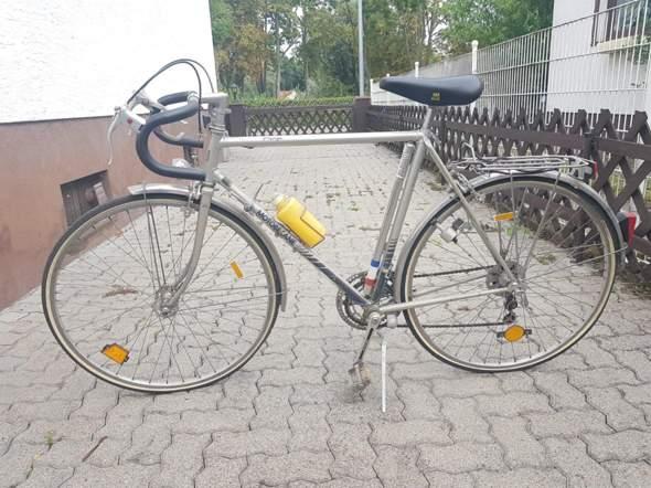 Rennrad alt, was ist es Wert?