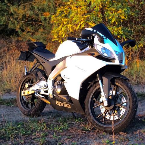 Meine Aprilia RS4 :) - (Motorrad, Verein, Club)