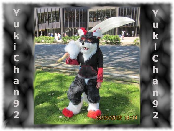 Ein Beispiel eines meiner Kostüme - (Kostüm, selber machen, Maske)