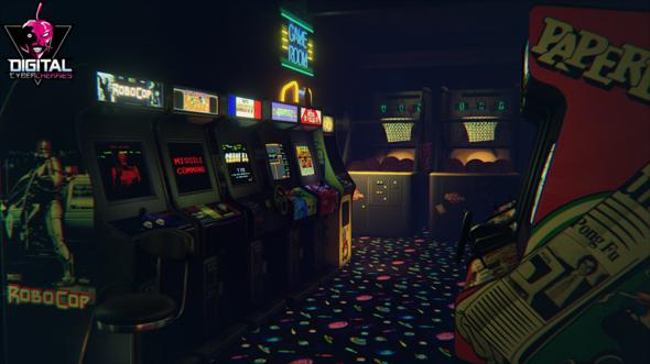 Arcade Halle Nrw