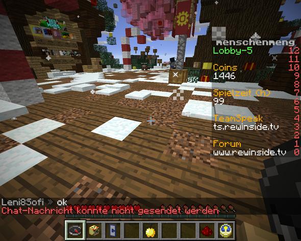 Rewinside Server Chatbann Minecraft MinecraftServer - Minecraft ps4 spieler entbannen