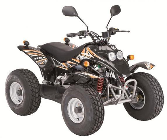 Quad Rex Aspen 50ccm - (Quad, 50ccm, andere)