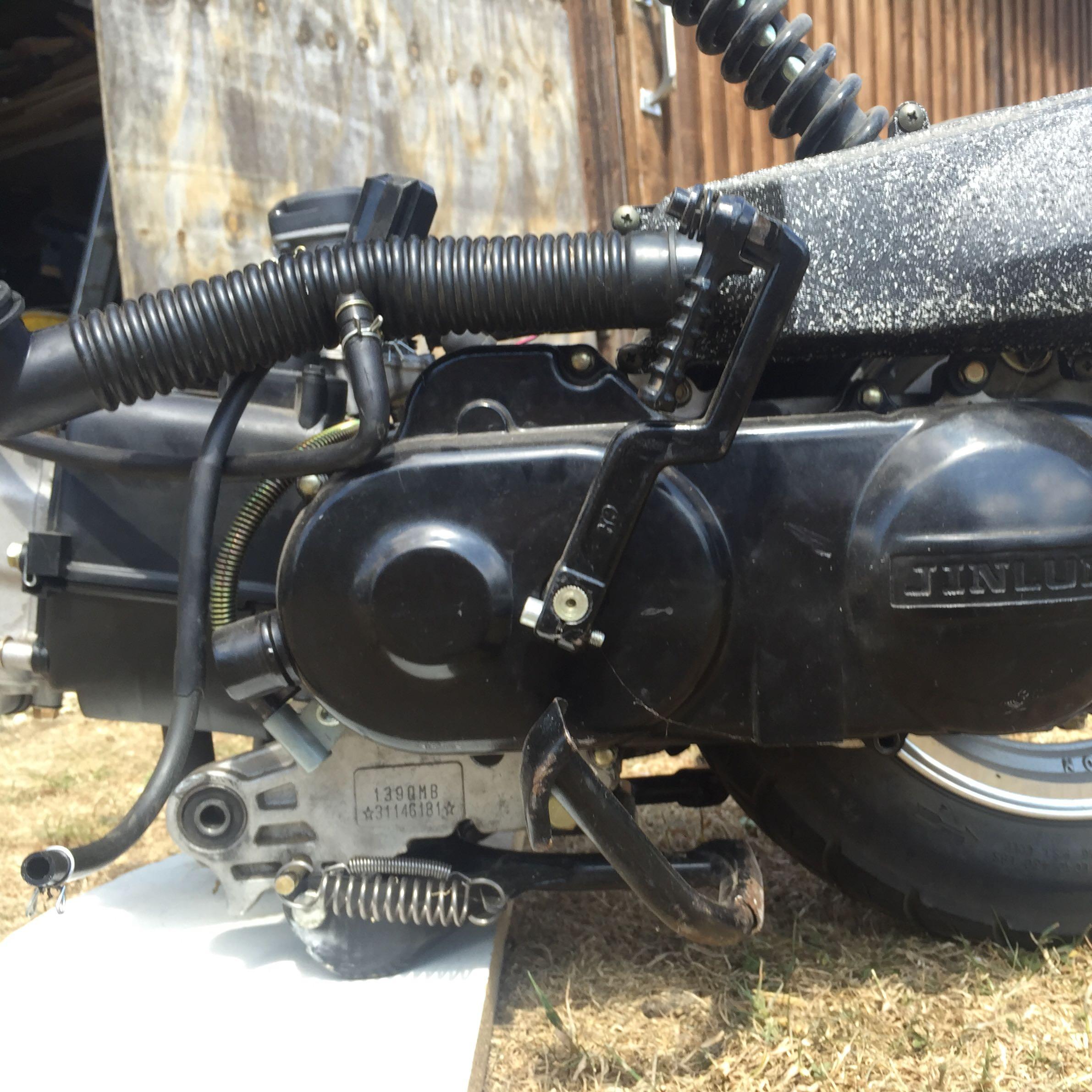 Rex Roller Motor, welche Teile brauche ich noch? (KFZ, 50ccm, Zweirad)