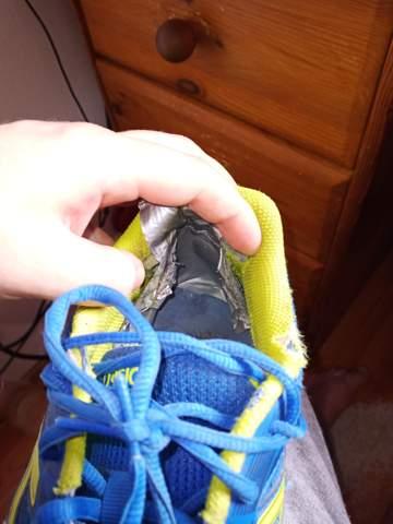 Richtige Laufschuhe wenn man Orthpädische einlagen hat?