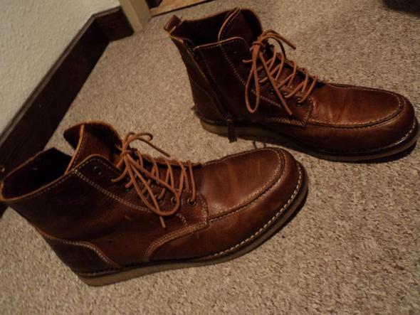Richtige Schuh Pflege Wie Geht Das (Echt Leder, Braun