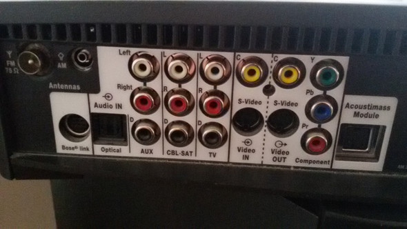 bose 321 sound system wiring diagram pictures. Black Bedroom Furniture Sets. Home Design Ideas
