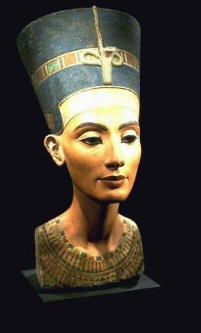 Nofretete  - (Geschichte, Name, Ägypten)