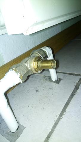 Bild 1 - Ventil - (Heizkörper, Thermostat, ventil)