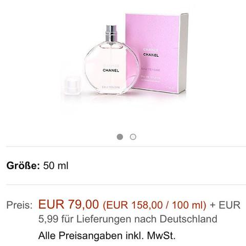 Channel Parfum  - (Parfum, Channel)