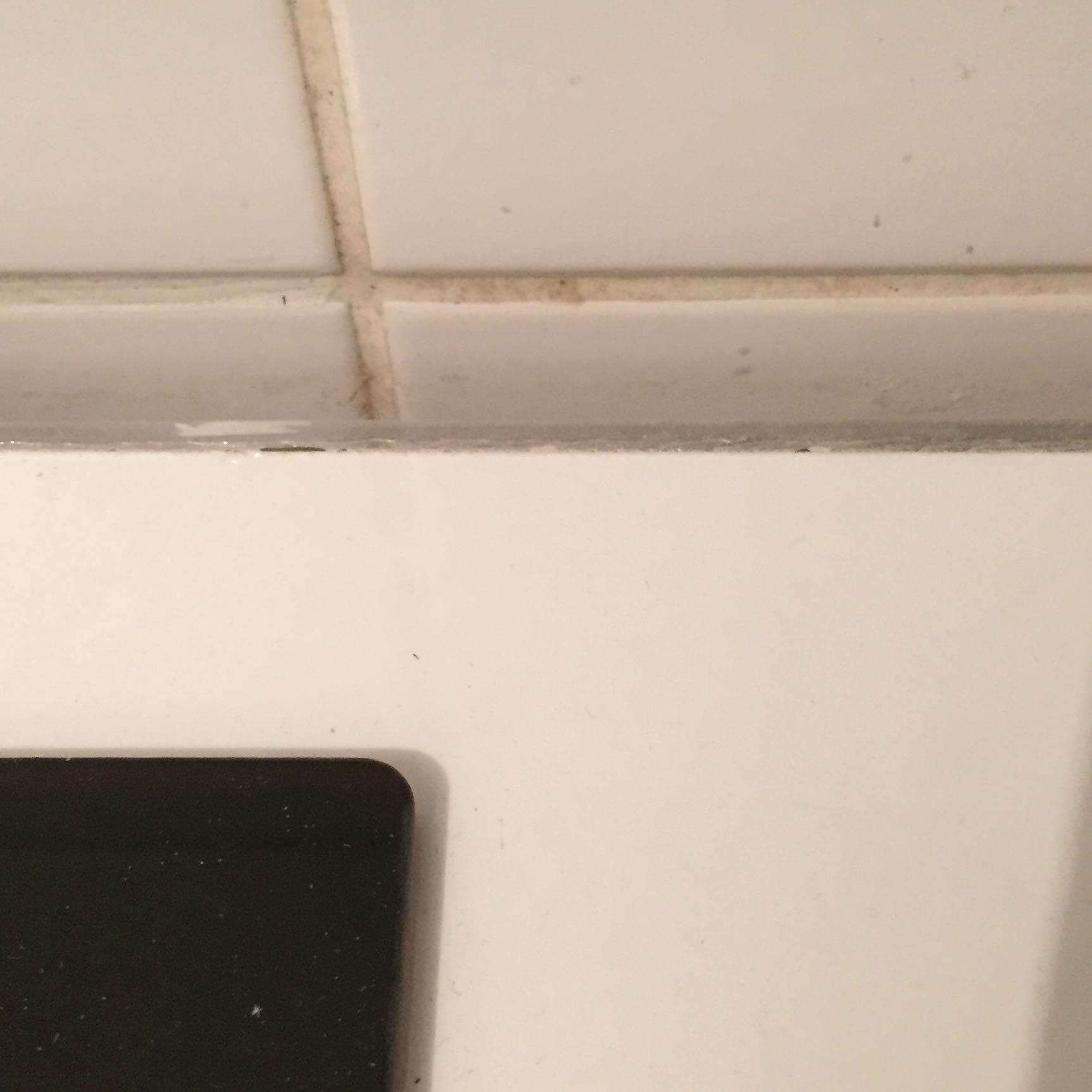 Riesen Abstand Arbeitsplatte Zur Wand Kuche Leiste