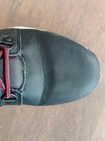 Ring am Schuh verhindern?