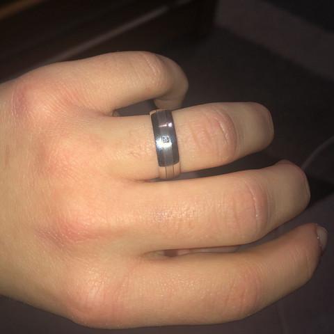 Das ist der Ring - (Juwelier, Verlobung, Silberringe)