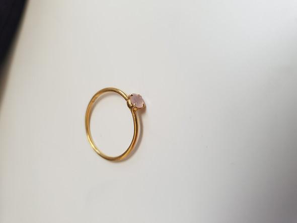Ring mit Stein auf Dachboden gefunden, was könnte er Wert sein?