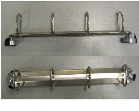 ringbuchhalter mit magneten f r magnetwand gesucht freizeit. Black Bedroom Furniture Sets. Home Design Ideas