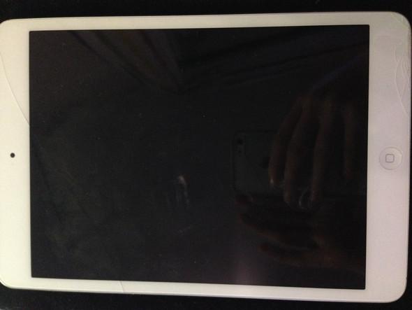 ganzes iPad - (iPad, Display, Glas)
