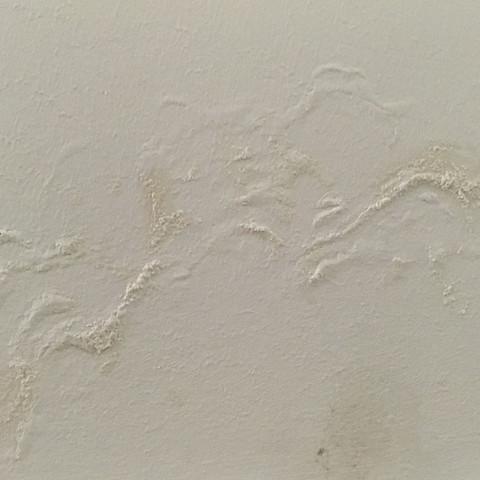 "Seltsame ""Risse"" an der Wand  - (Wand, Wand Neubau)"