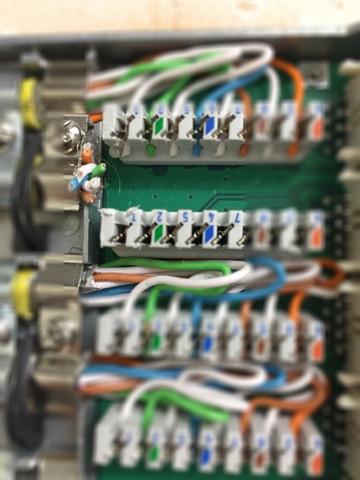 Gekappte Litzen - (Internet, Router, Modem)