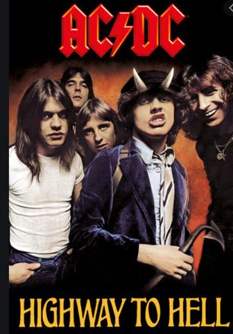 Rockband AC/DC: Wie heißt der linke im weißen Hemd auf dem Bild?