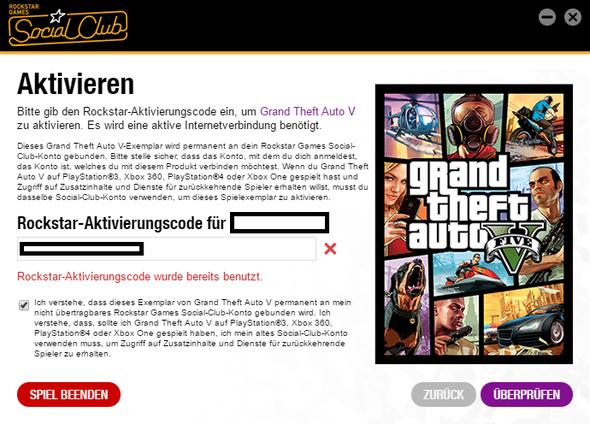 Rockstar - (GTA 5, Rockstar Games, social-club)
