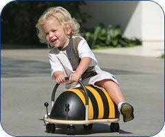wheely - (Freizeit, Kinder, Spielzeug)
