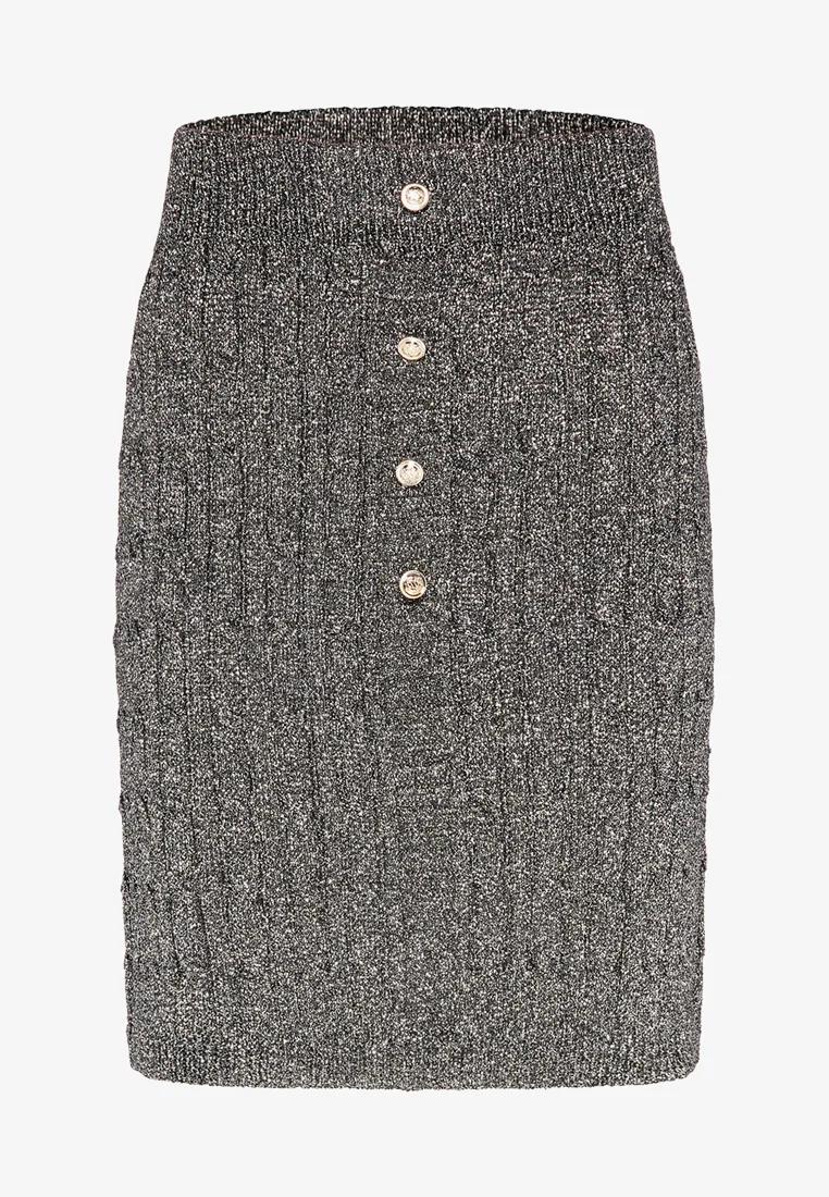 Röcke und Hosen aus Strick nur was für zuhause? (Mode