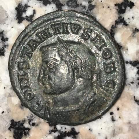 Römerzeit: Wie hoch ist der heutige Wert dieser Münze?