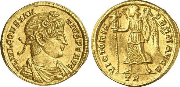 Römische Münze Gefunden Wer Hilft Bei Der Identifizierung Geld