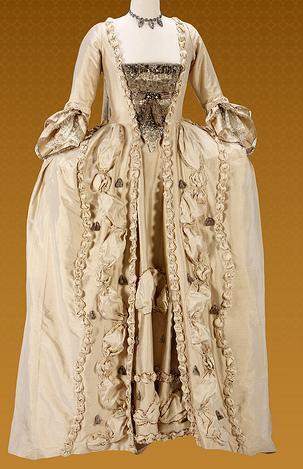 Rokoko Kleider (Mode, Kleid)