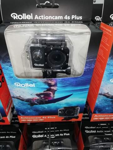 Rollei Actioncam 4s plus zu empfehlen?