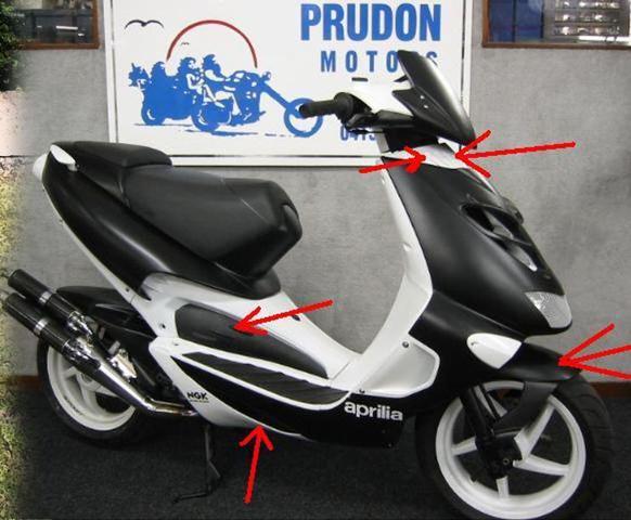 Roller Selber Lackieren Aber Wie Genau Motorrad Mofa Moped