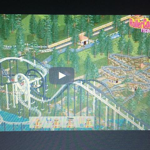 Rollercoaster Tycoon Downloaden fullversion   - (PC, downloaden, Rollercoaster)