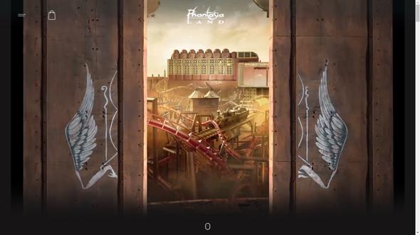 """Rookburgh im Phantasialand mit dem Flying Coaster """"FLY"""" hat jetzt geöffnet! Wie sehr freut ihr euch?"""