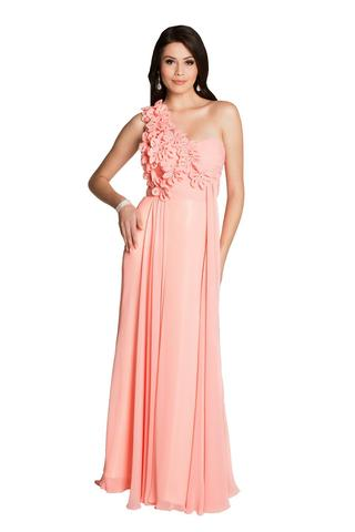 Rosa oder Schwarzes Kleid - (Ball)