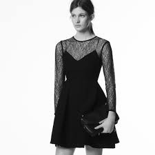 Rosa Schuhe Zu Schwarzem Kleid Mode Style
