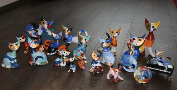 Rosina Wachtmeister Katzen verkaufen
