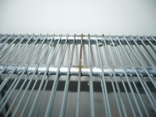 Bosch Kühlschrank Gefrierfach Ausschalten : Rost im gefrierschrank kühlschrank eis eisschrank