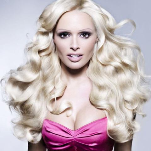 Lieber blond ? - (rot, blond)