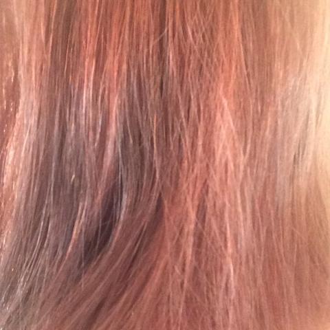 Aufhellen gefärbte haare Haare etwas