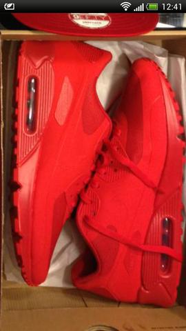 Air Max Hyperfus - (Schuhe, Nike, air max)