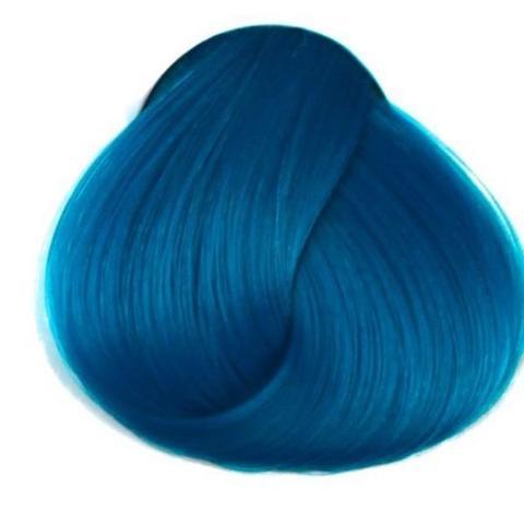 Rote Haare Blaue Spitzen Rot Blau